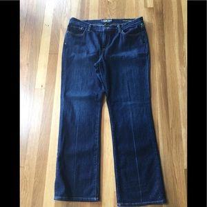 Lucky Brand Classic Rider Women Jeans 16X33